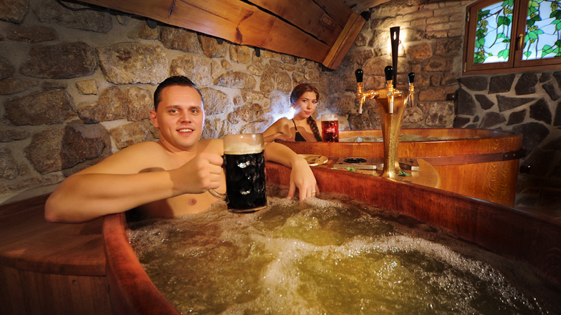 http://www.thespaman.co.uk/index.php/czech-beer-spas/